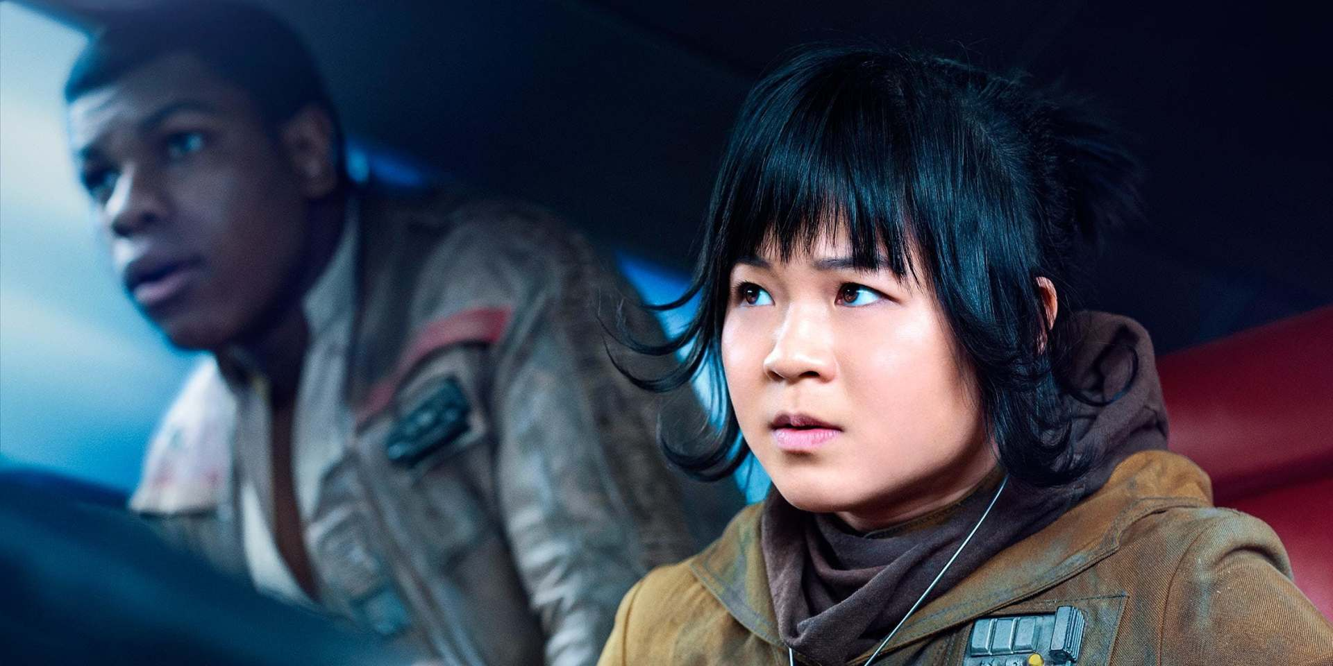 Rose Tico in Star Wars The Last Jedi