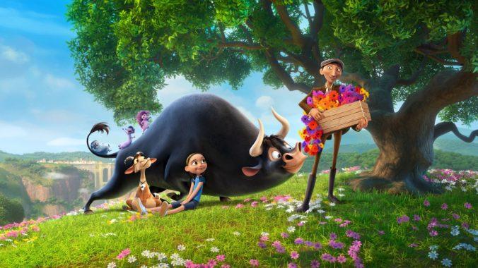 Ferdinand movie wallpaper