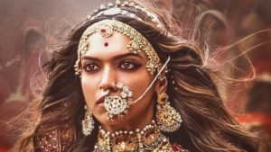 deepika padukone as rani padmaavati in Padmaavat movie
