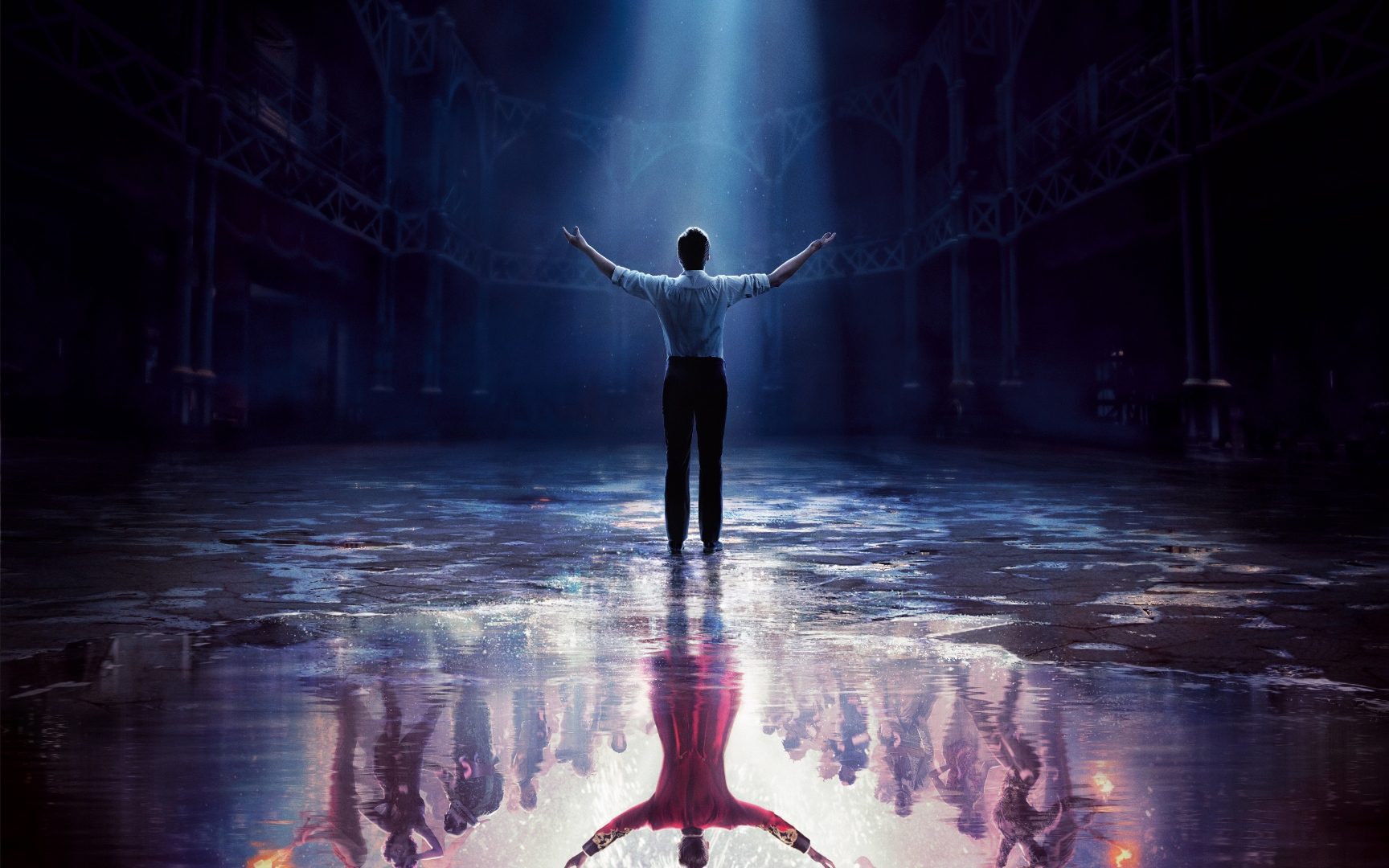 the greatest showman movie wallpaper