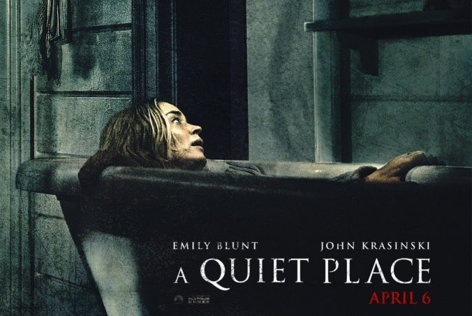 A Quiet Place Wallpaper