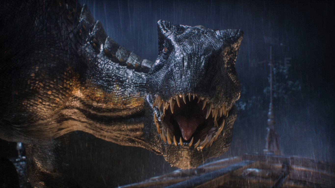 indoraptor in jurassic world fallen kingdom