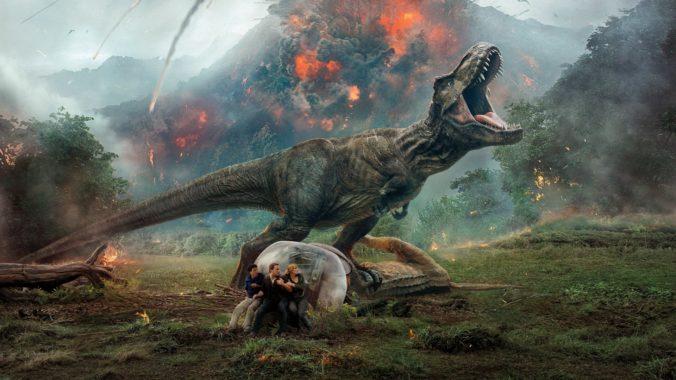 Jurassic World Fallen Kingdom movie wallpaper