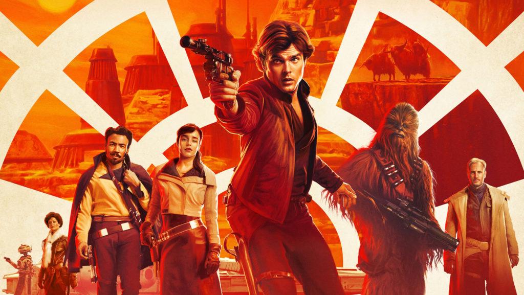 Solo A Star Wars Story Wallpaper