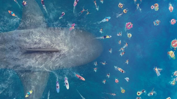 the meg movie wallpaper
