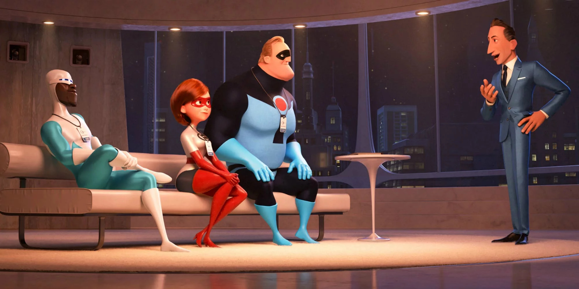 incredibles 2 movie still