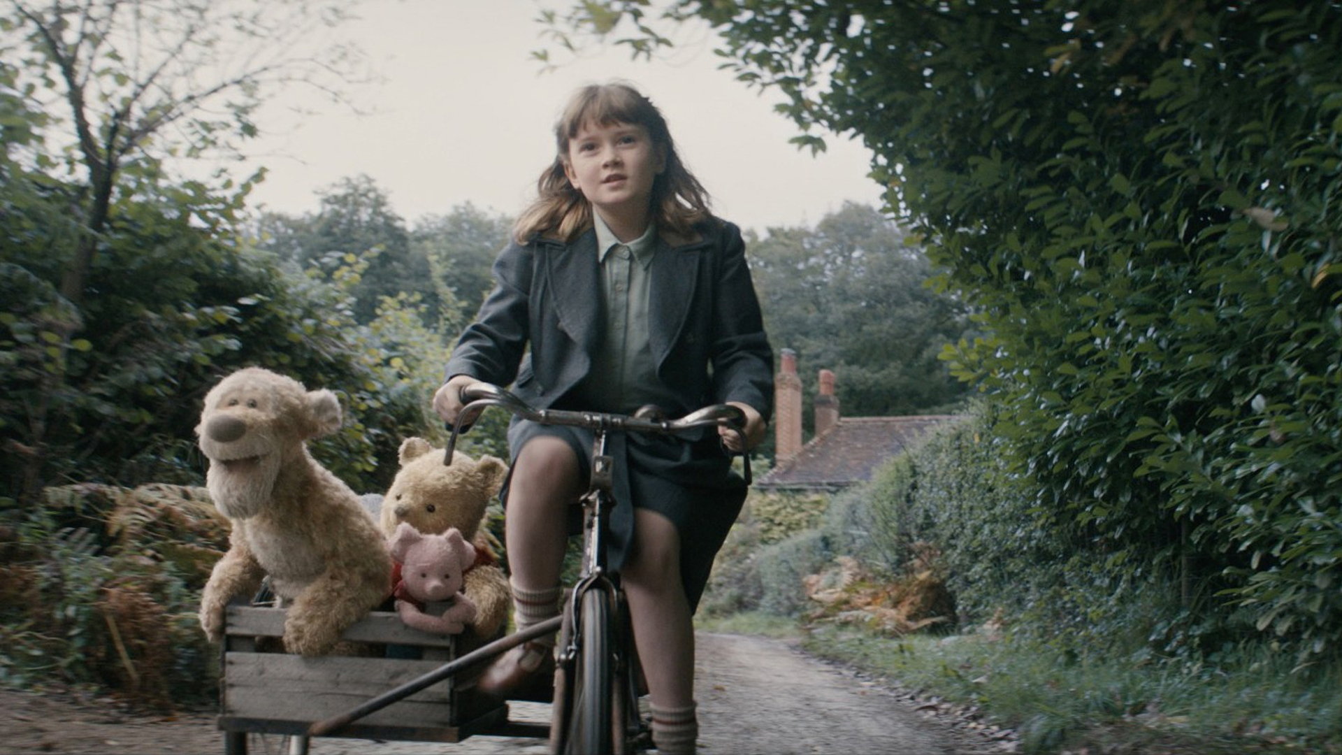 still of madeline robin in christopher robin movie