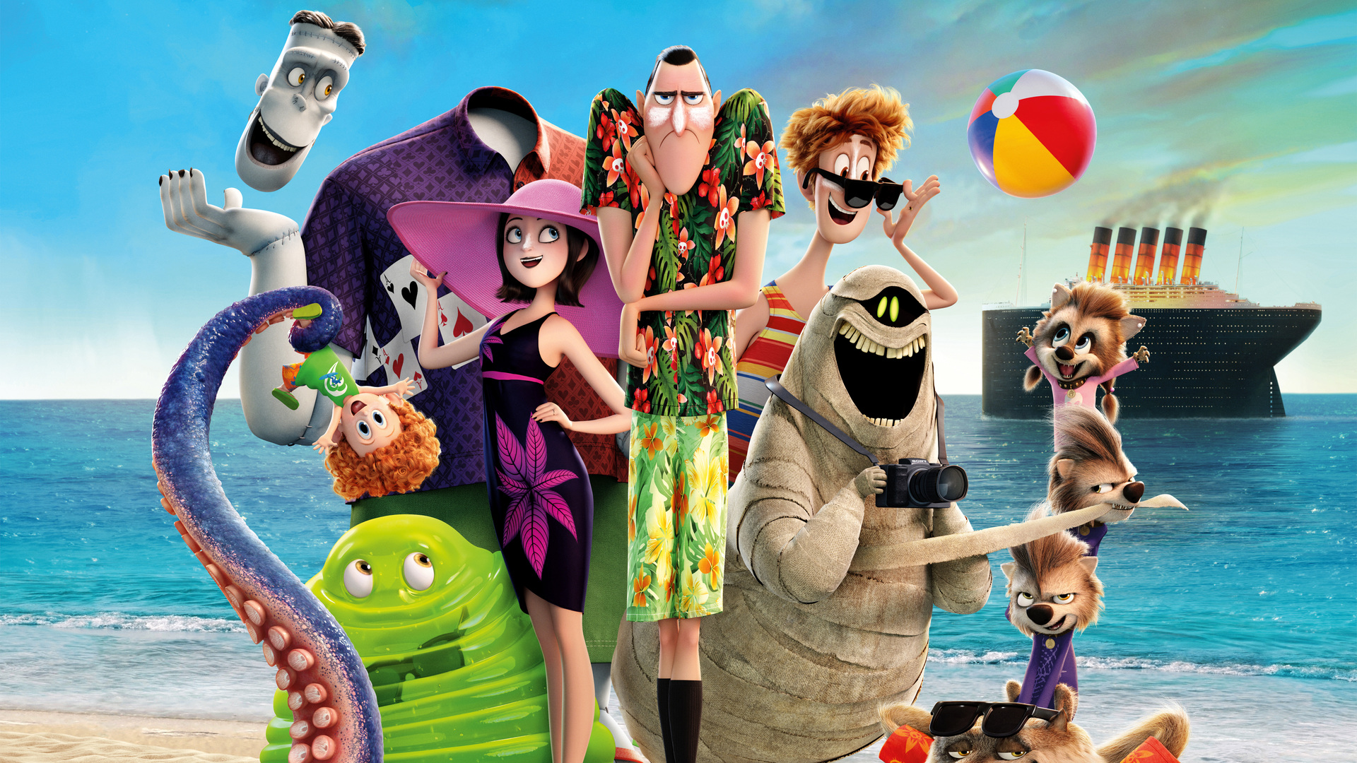 Hotel Transylvania 3 Summer Vacation Review 2018 Just Stop Already