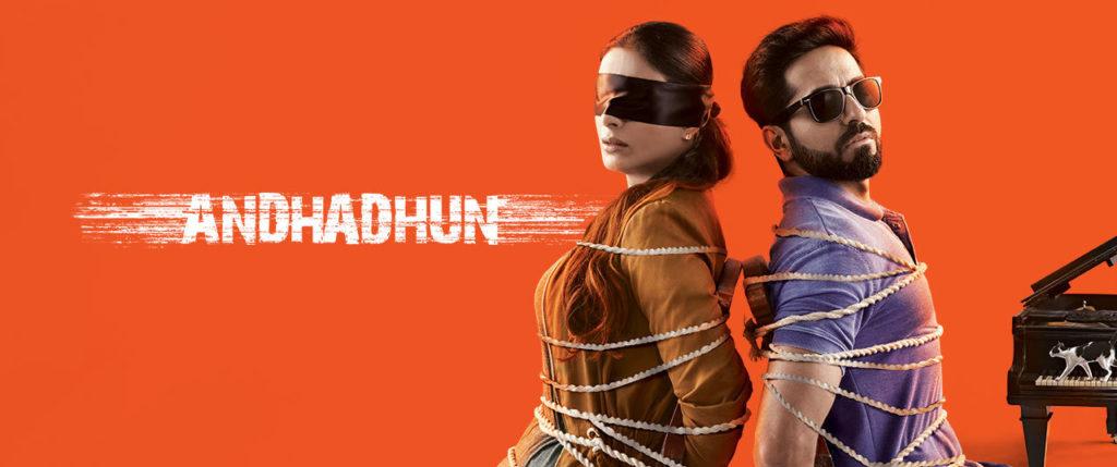andhadhun movie wallpaper
