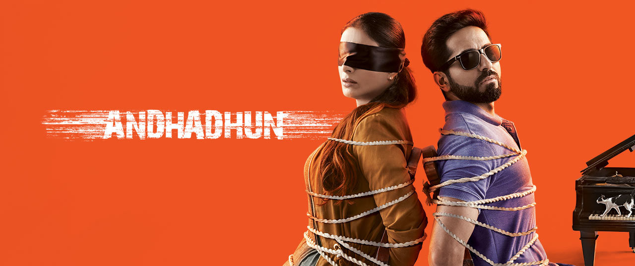 andhadhun movie wallpaper