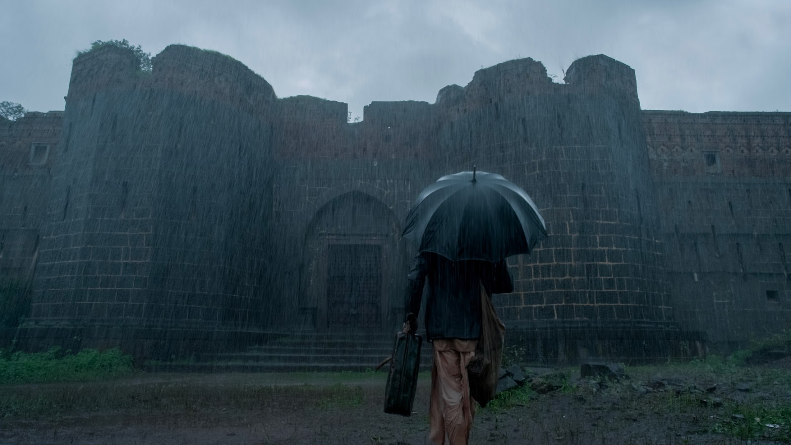 Tumbbad movie rain