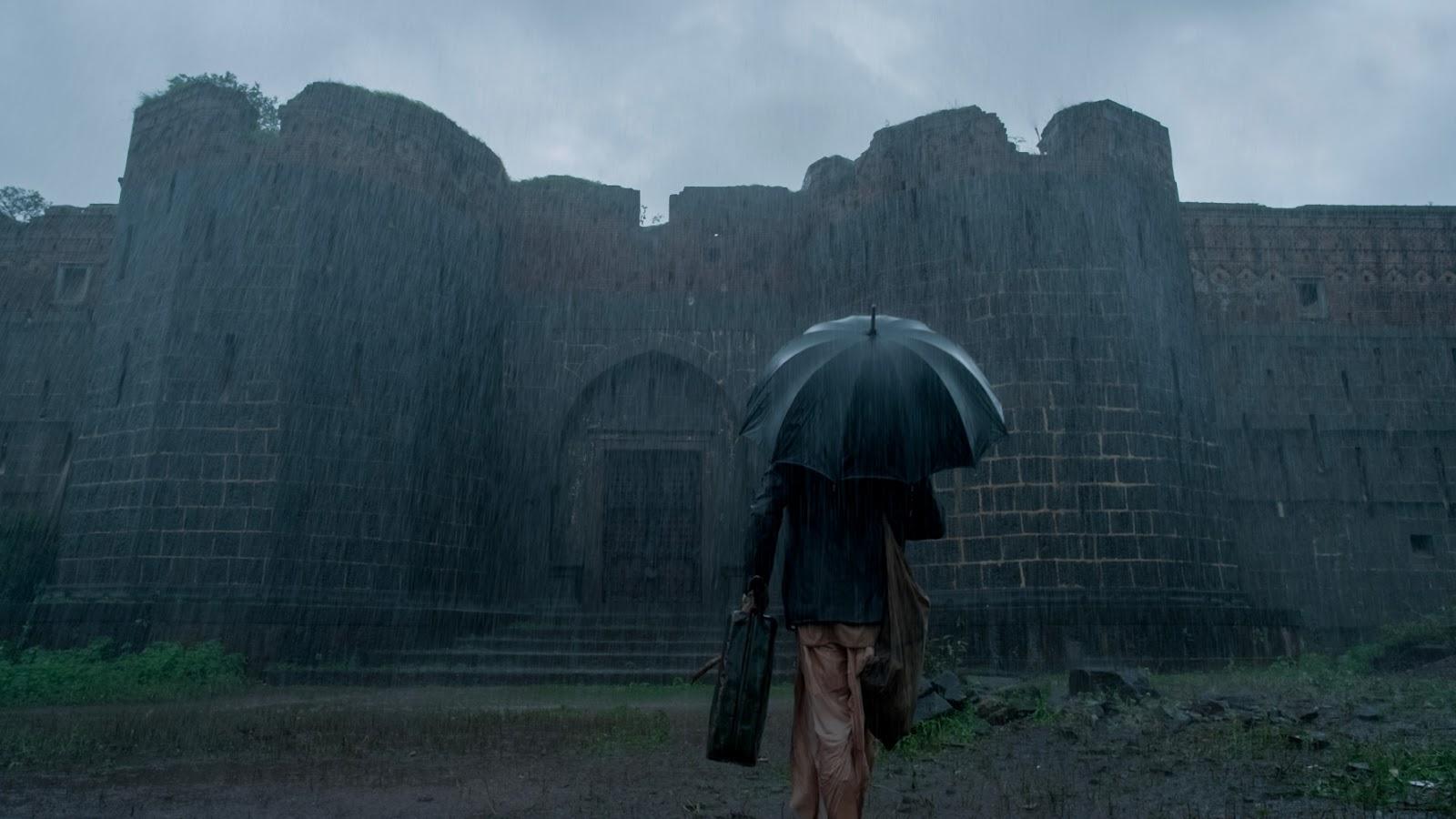 Tumbbad movie rain