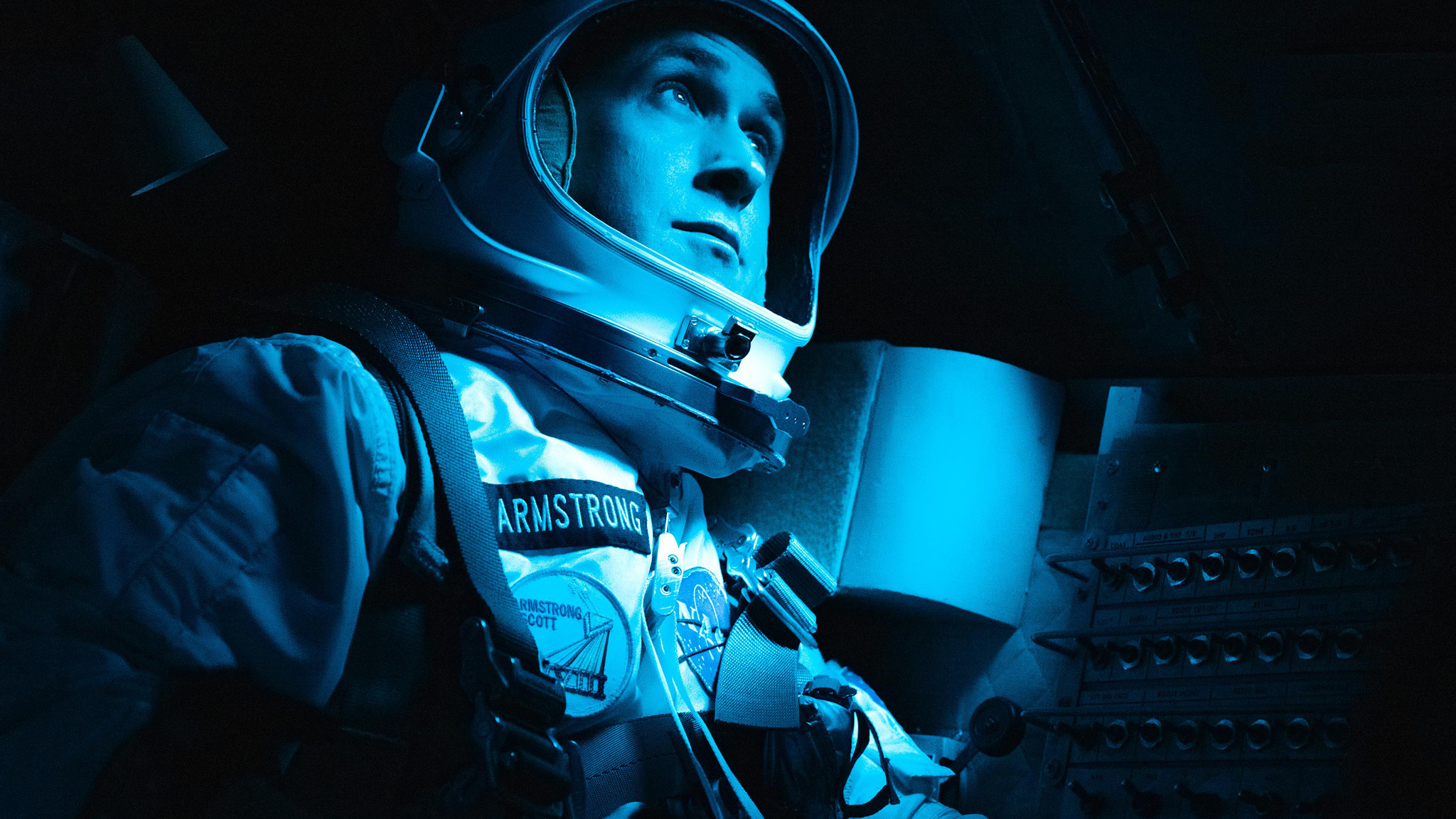 first man movie still of ryan gosling