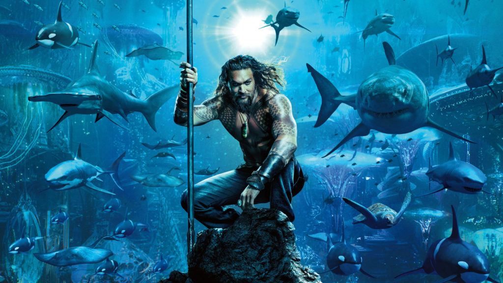 aquaman movie wallpaper