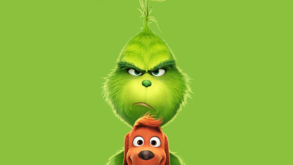 the grinch movie wallpaper