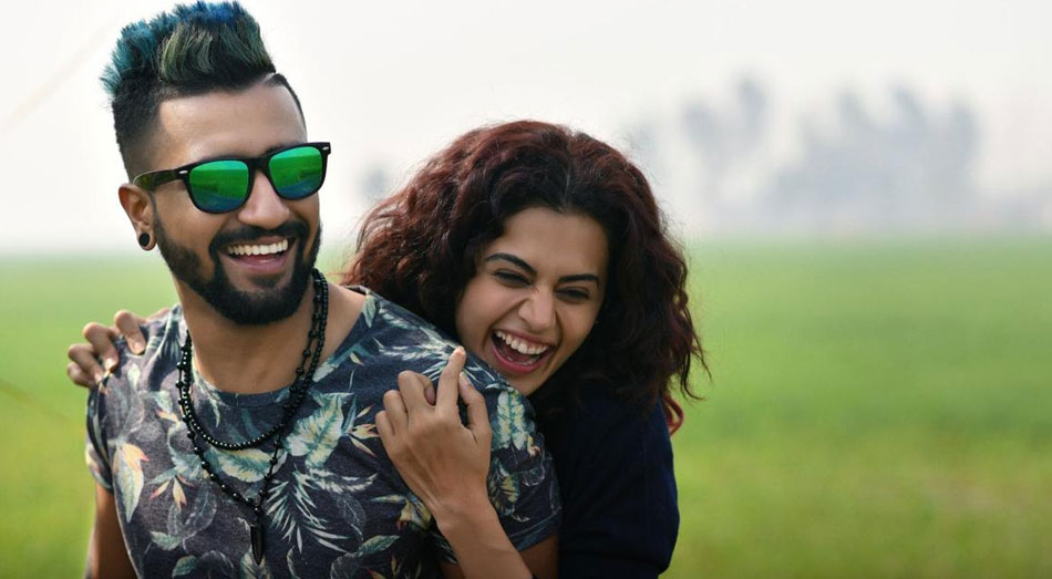 Manmarziyaan movie wallpaper