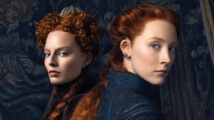 mary queen of scots movie wallpaper