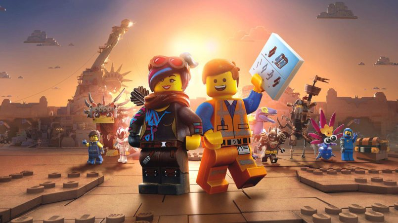 The Lego Movie 2 The Second Part Movie