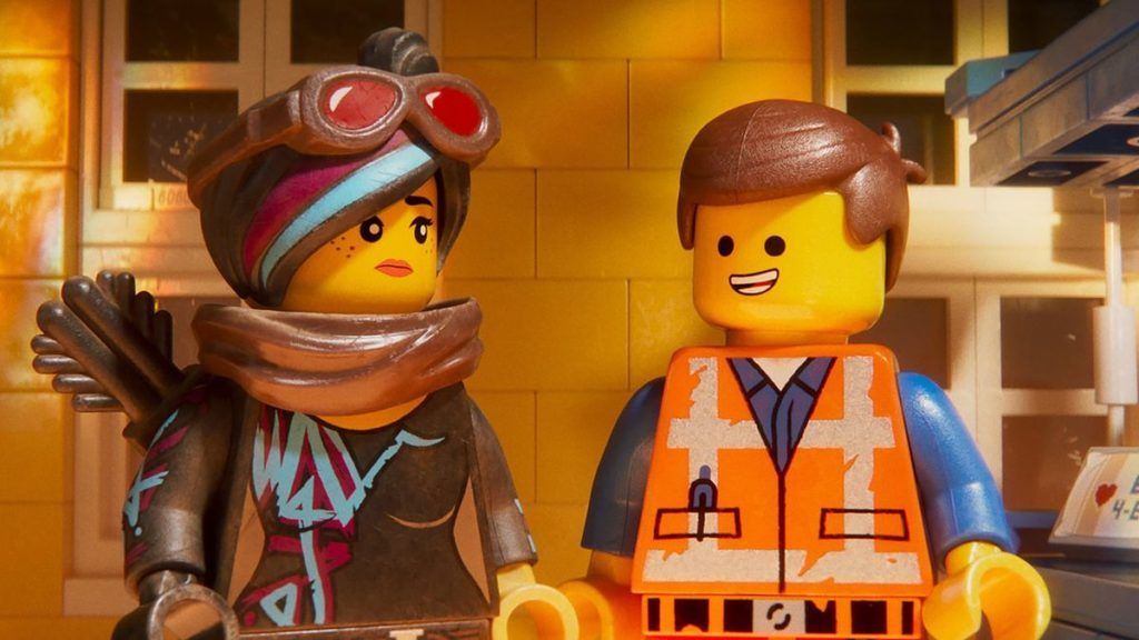 the lego movie 2: The second part movie still