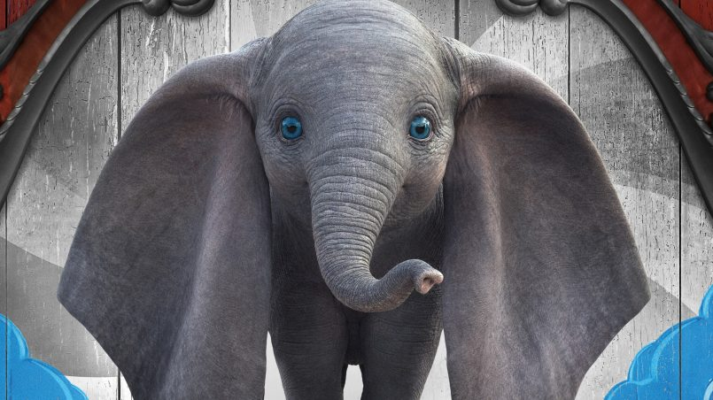 dumbo movie wallpaper