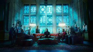 John Wick: Chapter - 3 Parabellum movie