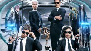 Men in Black: International movie wallpaper