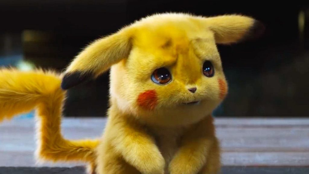 Pokemon Detective Pikachu movie