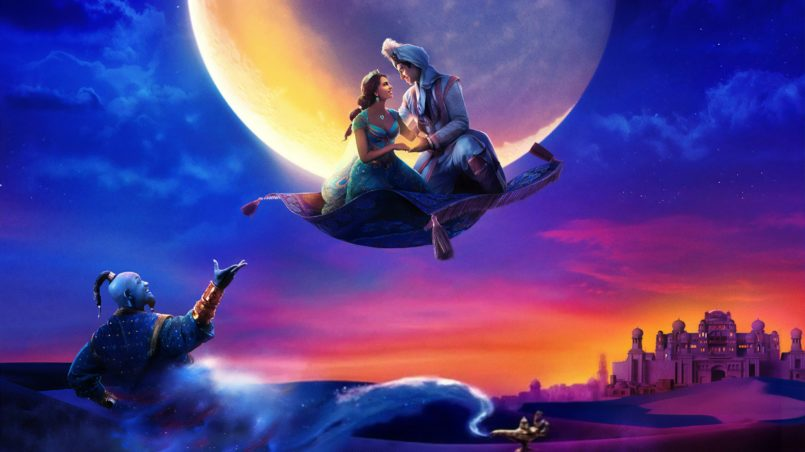 aladdin movie wallpaper