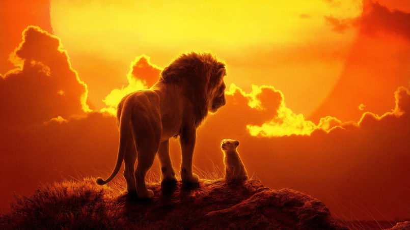 the lion king movie wallpaper