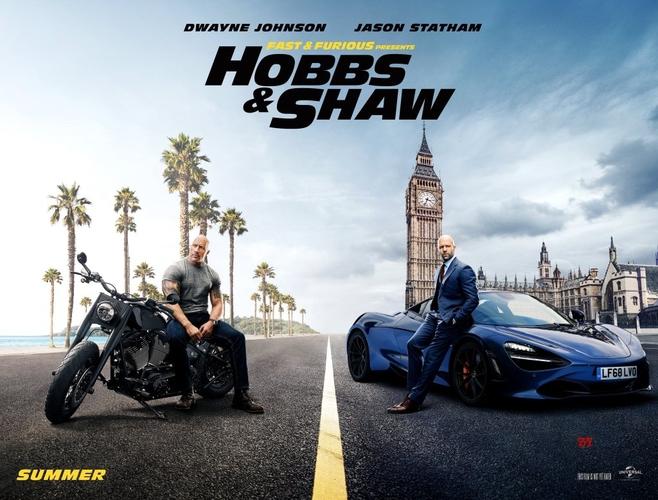 Hobbs & Shaw Movie