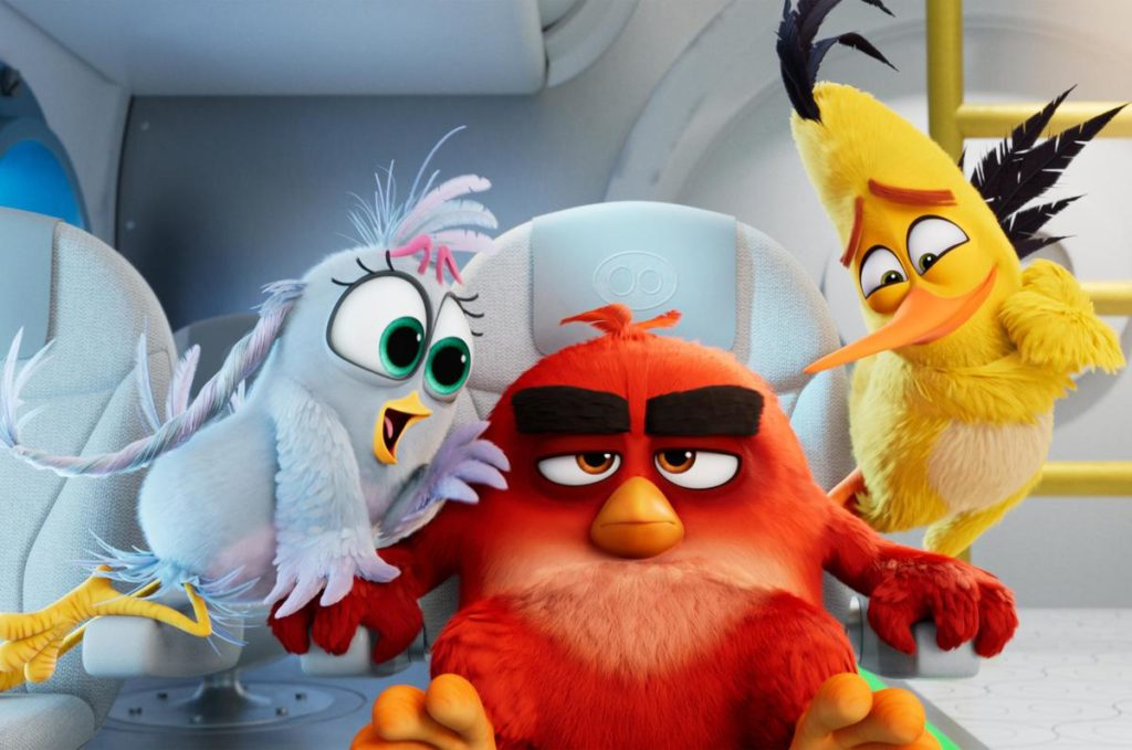 The Angry Birds Movie 2 Review 2019 Gets An Upgrade