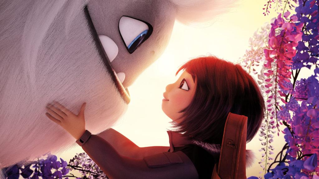 abominable movie yeti and girl