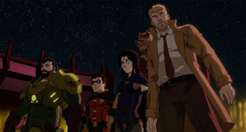 Justice League Dark Apokolips War Review 2020 Dcau Still Flourishes