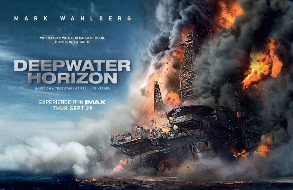 Deepwater Horizon Movie Review (2016)   Worst Oil Rig Disaster of U.S.