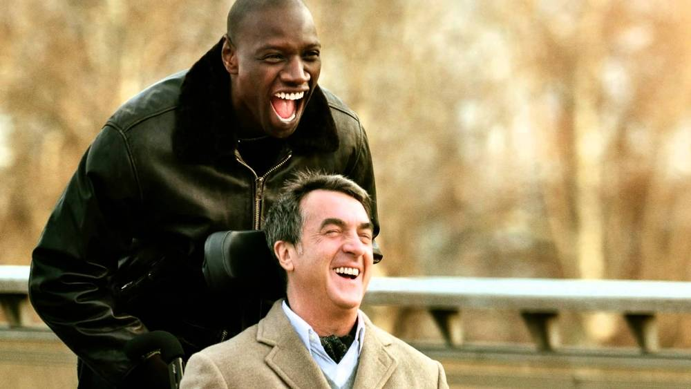 Image result for The Intouchables movie