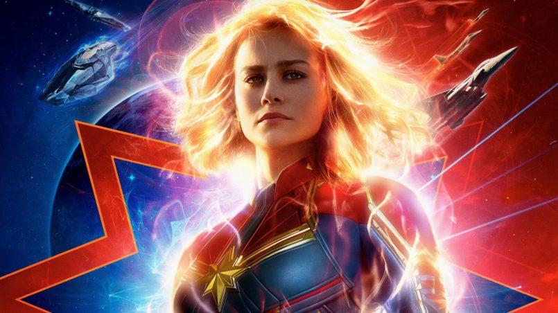 Captain Marvel movie wallpaper