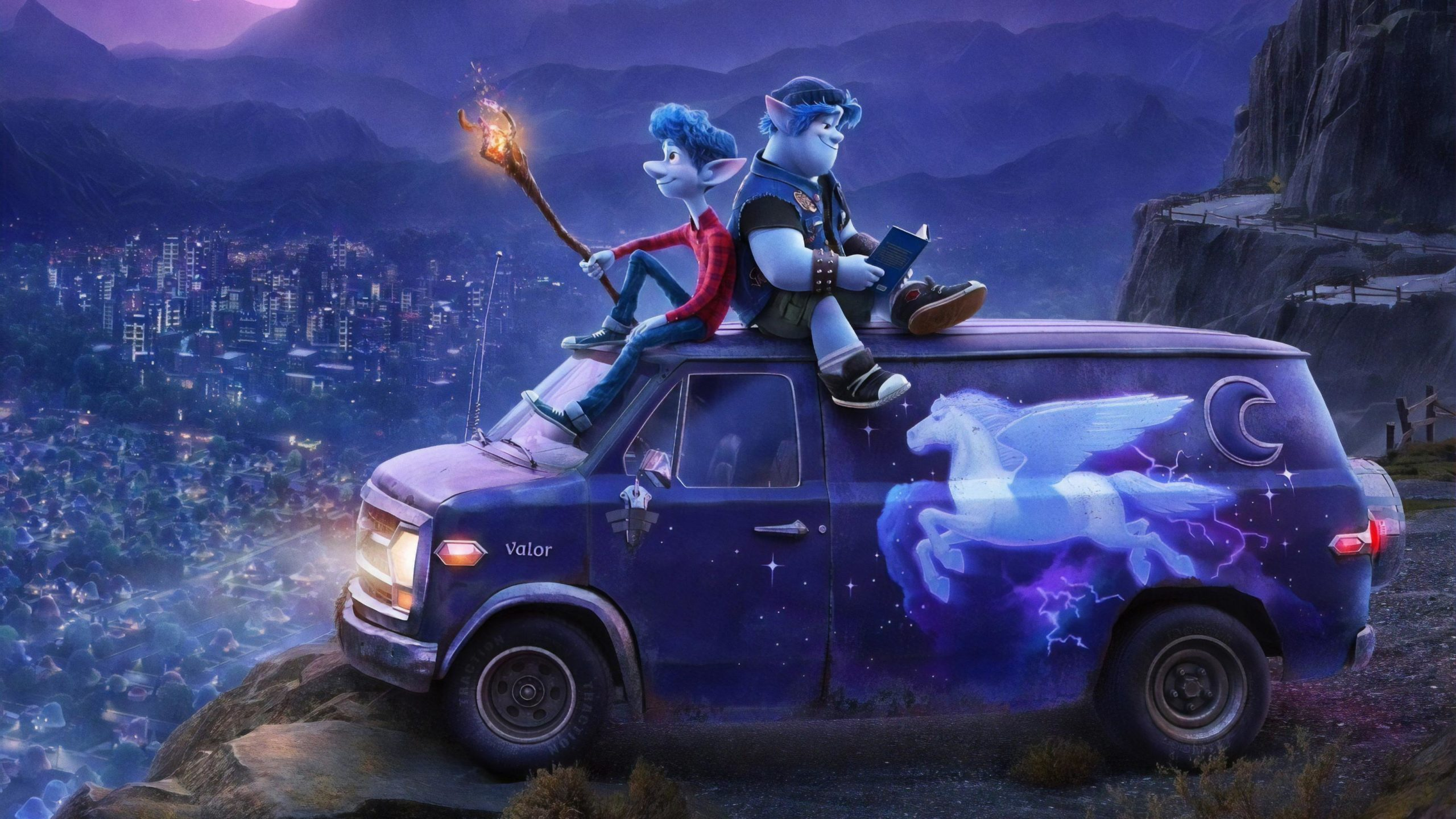 Animated Movies Straight From A Movie